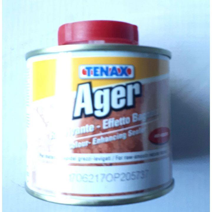 Покрытие AGER, эффект мокрого камня 0,25 л. Tenax