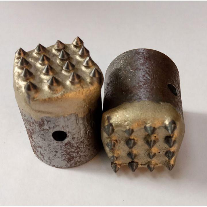 Головка для пневмолотка мелкого боя 16 зубов