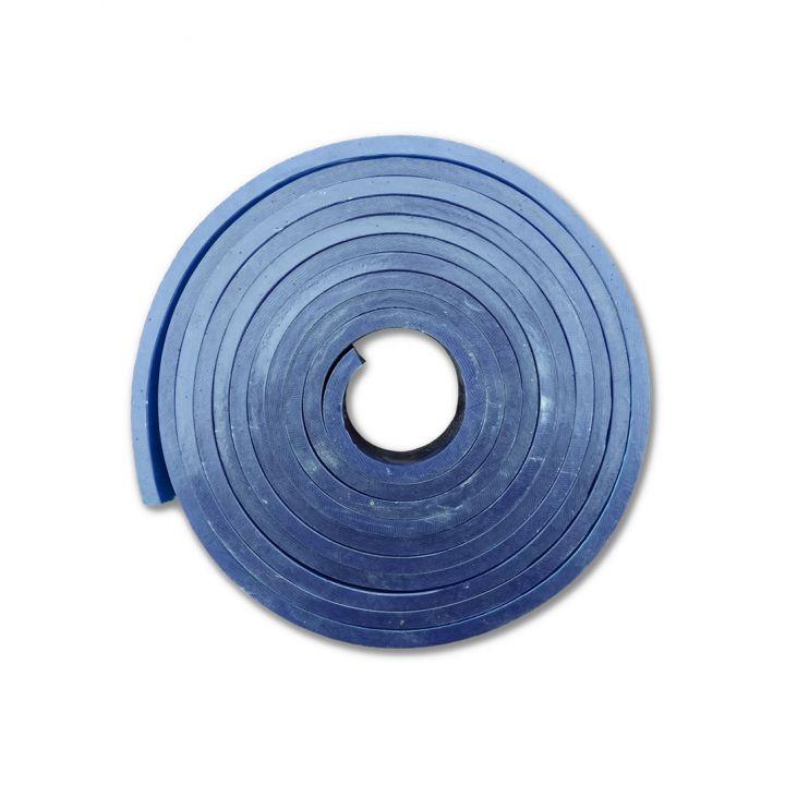 Футеровка твердый полиуретан 3000*40 мм темносиний