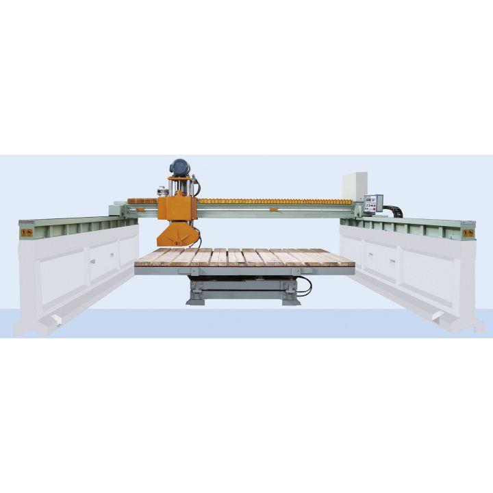 Мостовой окантовочный станок PLC-400-600(800) (360 градусов вращение)