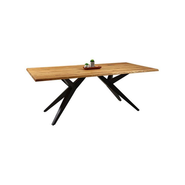 Ножка металлическая для стола модификация СТ14Н