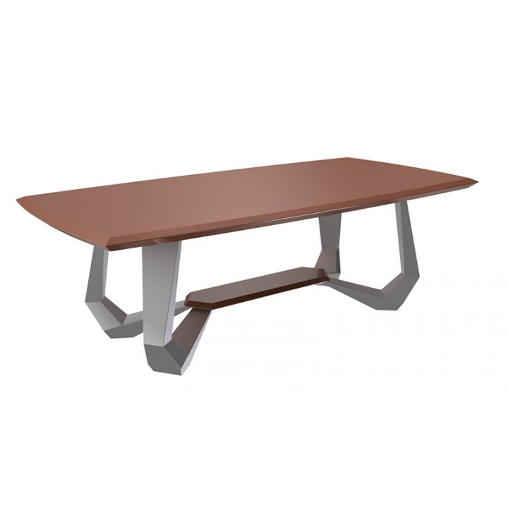 Ножка металлическая для стола модификация СТ52Н